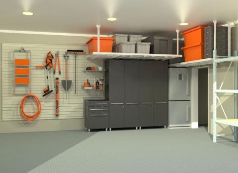 Garage Storage Systems Flooring Cabinets Workbench